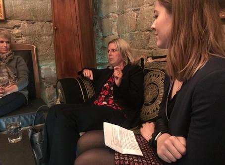 Throwback: Von Fortschritt, Fleiss und Frauen in Führungspositionen