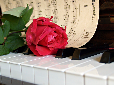 The Broken Piano