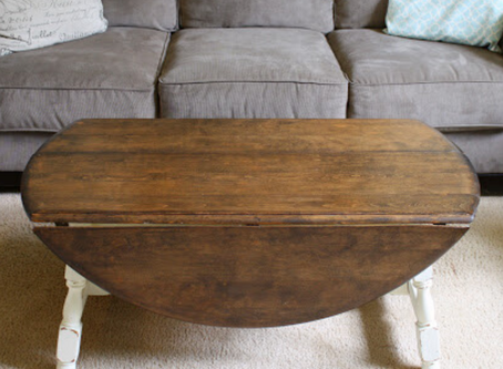 The Hunt for the Perfect Coffee Table