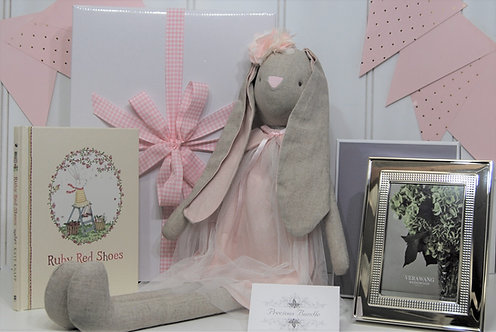 Alimrose Bessie Bunny and Vera Wang Hamper