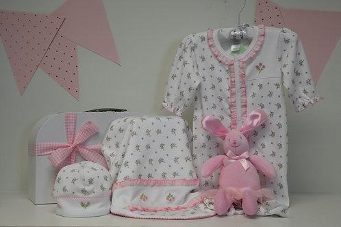 Baby girl rosebud