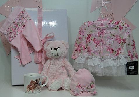 Girl Pink Laura Ashley Baby