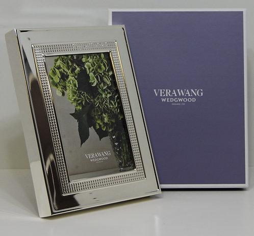 Vera Wang Silver Frame
