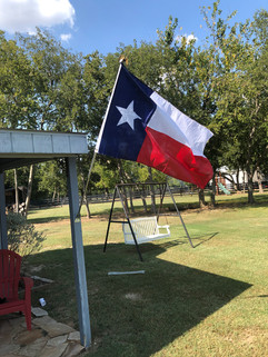 The Lone Star Banner