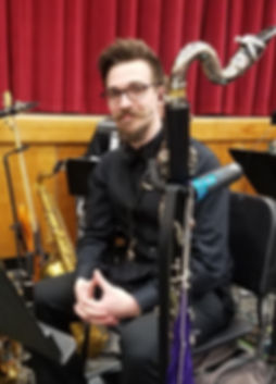 Evan Smith, Clarinet Teacher