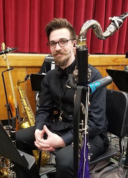 Evan Smith, Flute Teacher for Main Street Music