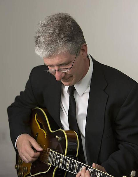 Bill Corvino, mandolin teacher for Main Street Music