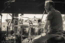John Szachewicz, drum set teacher
