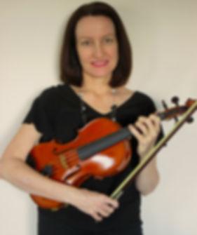 Patty Piccone, violin teacher