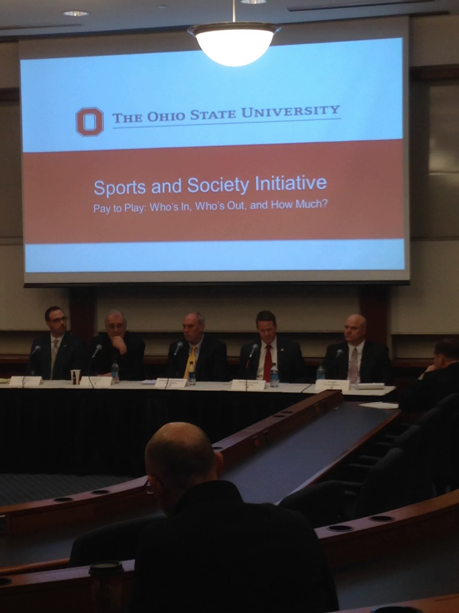 OSU Pay to Participate Panel