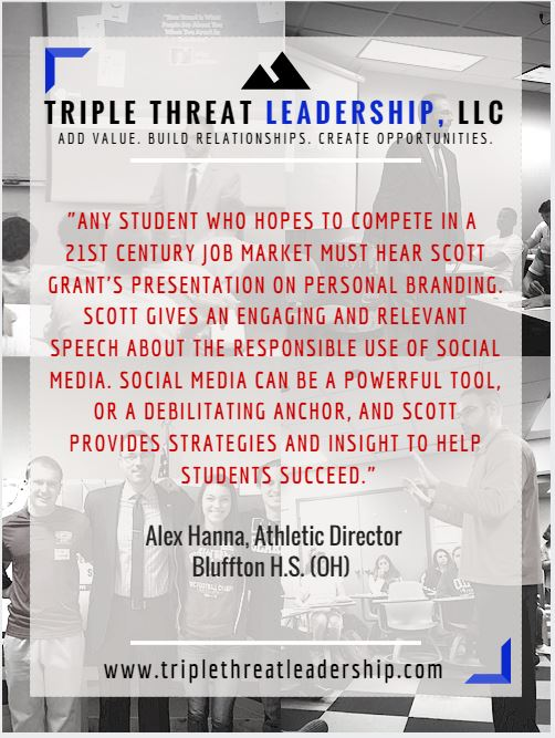 Triple Threat - Testimonial 1