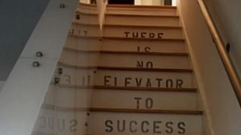 """The Problem with Riding the Elevator & Staying """"Fresh"""""""