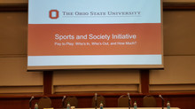 The Ohio State University - Sport & Society Initiative Panel on Pay to Participate Fee Policies