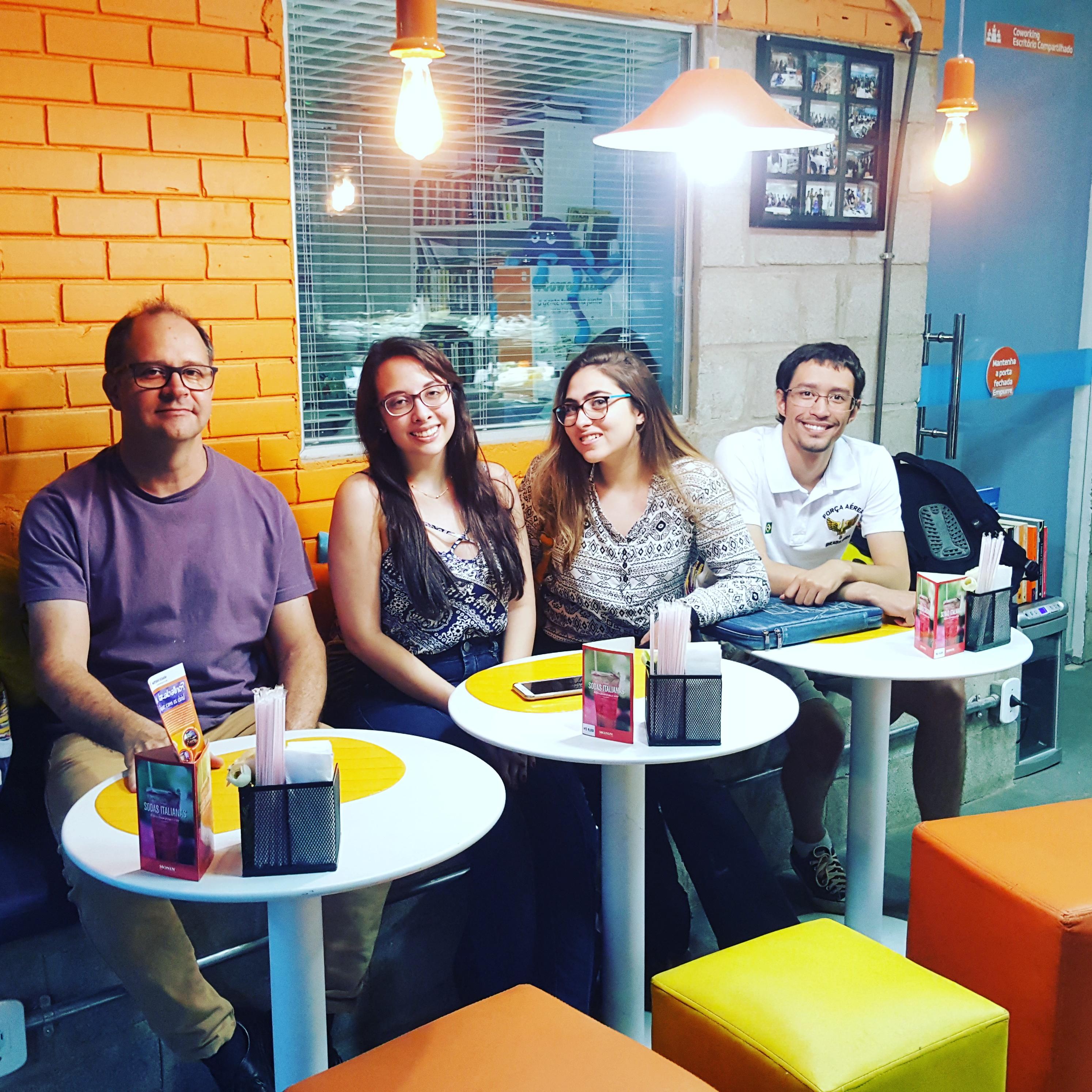Cafeteria aberta ao público