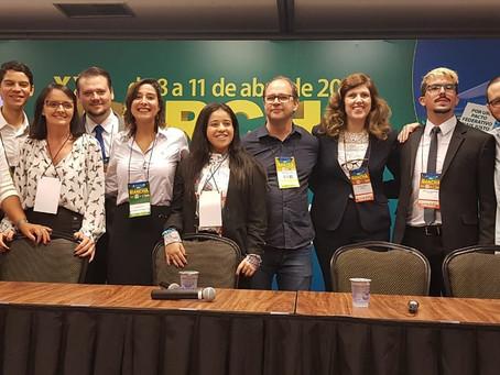 Equipes vencedoras do Hackaton Desafio + Brasil na Marcha dos Prefeitos 2019