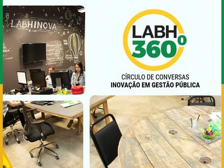 Inovação em gestão pública no LABH360