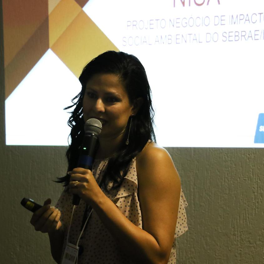 Isabela Araujo do Sebrae DF