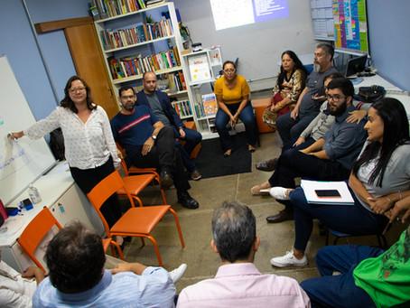 Líderes comunitários do Guará debatem eventos para integração da cidade
