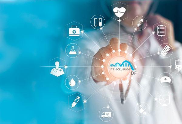 Hacksaúde DF: O 1º HackSaúde DF é o primeiro hackathon com dados da saúde pública do Distrito Federal