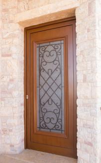 Πόρτα ασφαλείας