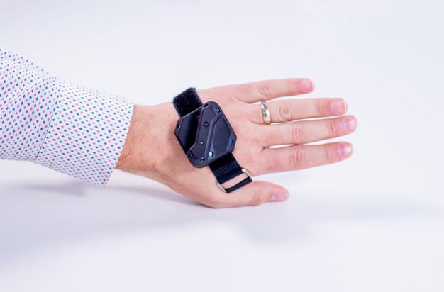 Hand Application