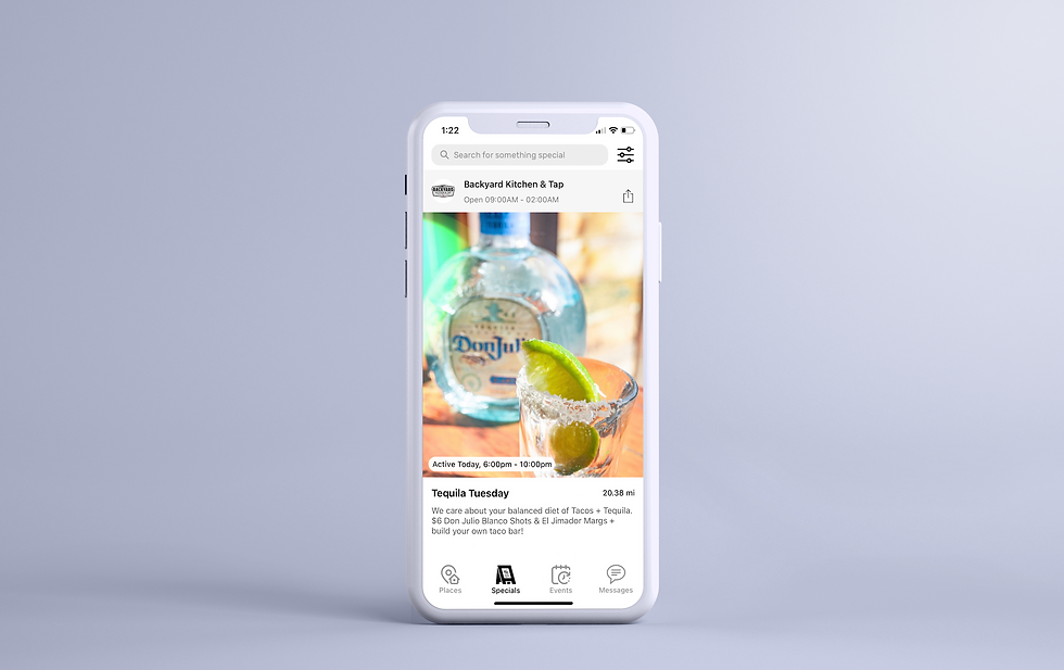 White Iphone Tequila Deal Cropped Image