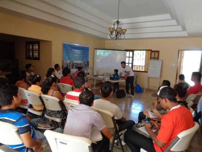 """Programa """"Construyendo protección a través del empoderamiento de las personas"""" (BPEP, por"""
