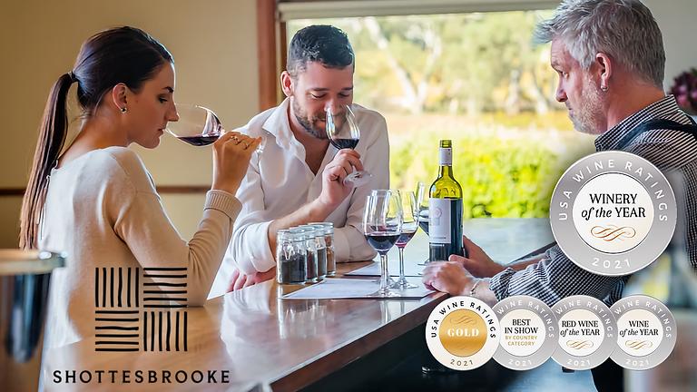 Shottesbrooke Wine Tasting
