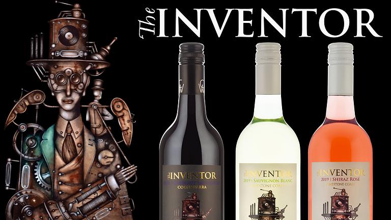 Inventor Wine Tasting