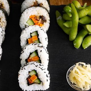 Sushi Set (Veg) - £10