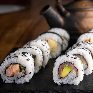 Sushi Set (Fish) - £10