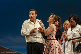 as Gianetta in L'elisir d'amore