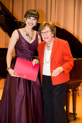 2017 Mildred Miller International Voice Competition