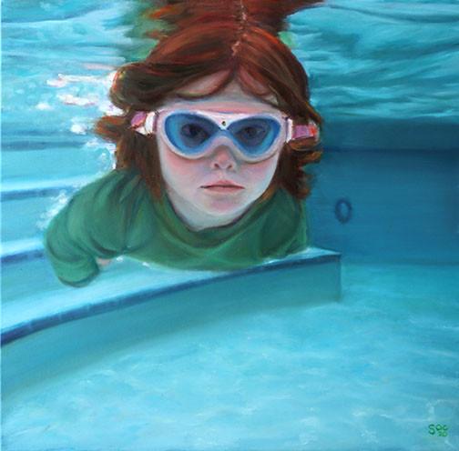 Submerged