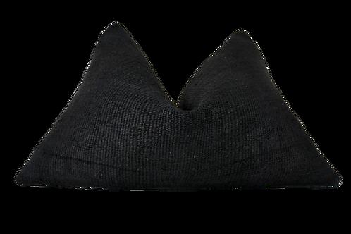 FI Black Kilim Pillow