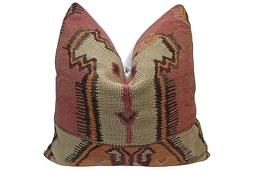 SOLD Anatolian Kilim Pillow