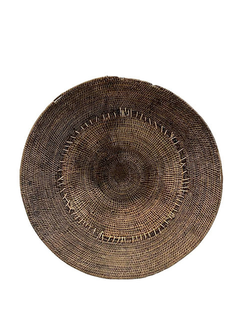 Vintage Tribal Root Basket/African
