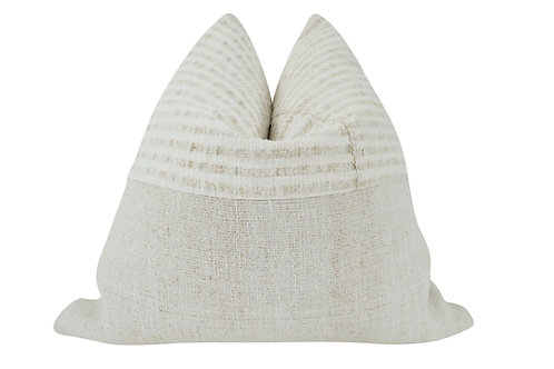 FI Vintage Hemp Pillow