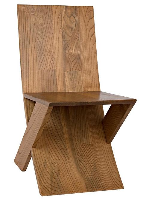 Sungkai Wood Accent Chair