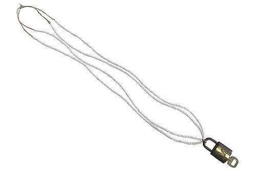 Louis Vuitton Vintage Lock & Key/African B-fig