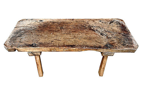 Antiques Wood Table