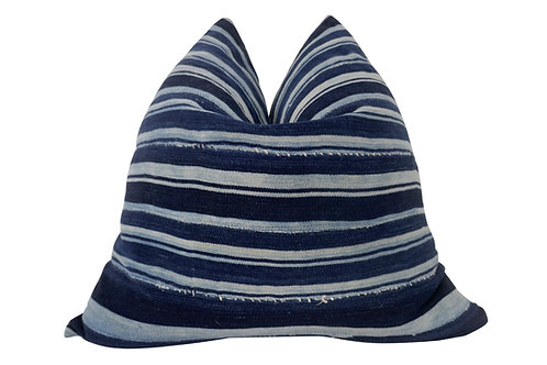 FI Indigo Pillow