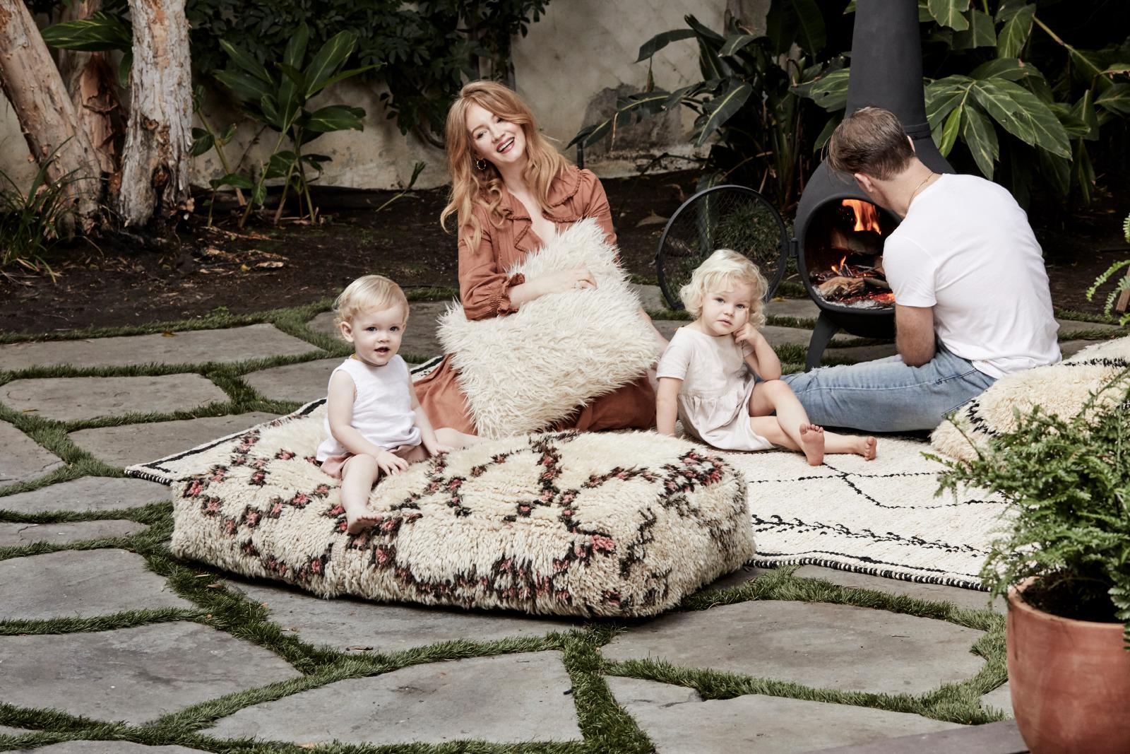 Van Der Beek Family