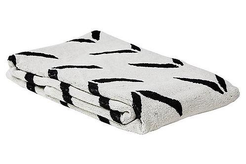 SOLD Fragments Identity Bath Towel