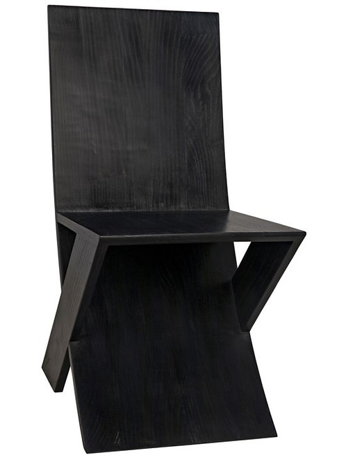 Sungkai Wood Accent Chair