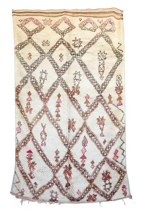 SOLD Vintage Moroccan Berber Rug