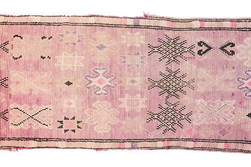 SOLD Vintage Moroccan Boujad Rug