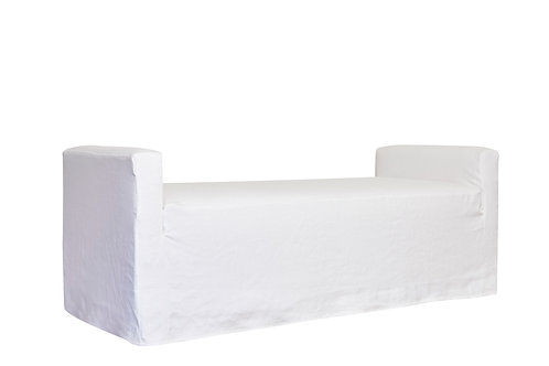 FI Relaxed Slipped Bench Seat