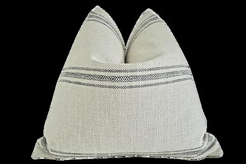 FI Heavy Woven Hemp Linen Pillow