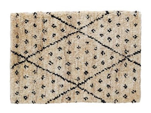 Hand Loomed Knotted Rug